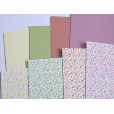 """Hunkydory """"Small Floral"""" Adorable Scorable Cardstock."""