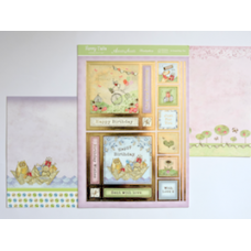 """Hunkydory """"Furry Tails"""", """"A Grand Day Out' Topper Kit."""