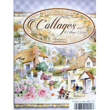 Hunkydory Little Book Selection: Cottages and Village Scenes