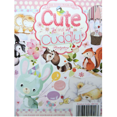 Hunkydory Little Book Selection: Cute and Cuddly