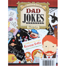 Hunkydory Little Book Selection: Dad Jokes
