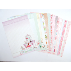 "Hunkydory ""Boutique Chic"" Papers."