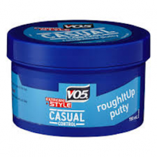 V05 Rough It Up Putty. 150ml x 3 pots
