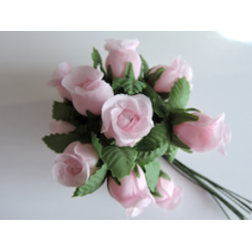 Baby Pink Artificial Flowers.