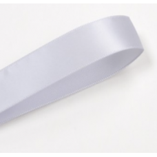 10mm Double Faced Satin Ribbon Colour: Lilac Mist