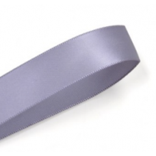 10mm Double Faced Satin Ribbon Colour: Thistle