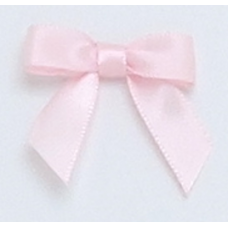 10mm Baby Pink Satin Bow
