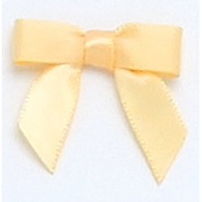 10mm Buttercup Satin Bow