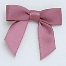 10mm Victorian Rose Satin Bows