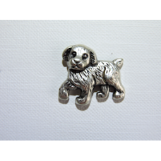 Novelty 'Pooch' Buttons.