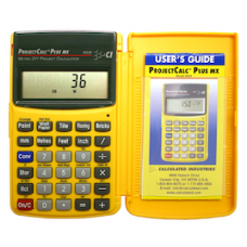 Calculated Industries ProjectCalc Plus MX 8528 Digital Calculator.