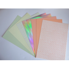 """Hunkydory """"Pastels"""" Adorable Scorable Cardstock."""