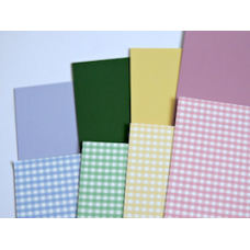 """Hunkydory """"Gingham"""" Adorable Scorable Cardstock."""