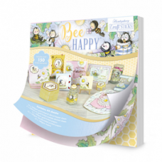 """Hunkydory """"Bee Happy"""" Craft Stack."""