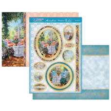 "Hunkydory Wonderful Women ""Life in Bloom"" Card Kit."