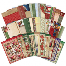 "Hunkydory ""Christmas Classics"" Luxury Card Collection."