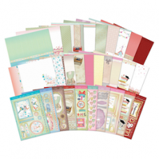 "Hunkydory ""Making Memories"" Luxury Card Topper Collection."