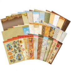 Hunkydory Thoughts of Autumn Kit with Inserts.