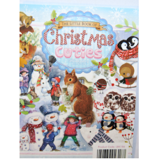 Hunkydory Little Book Selection: Christmas Cuties