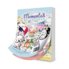 Hunkydory Little book Selection, Moments and Milestones.